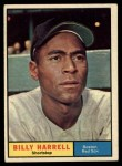1961 Topps #354  Billy Harrell  Front Thumbnail