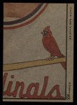 1972 Topps #554   -  Wilbur Wood In Action Back Thumbnail