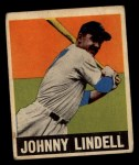 1948 Leaf #82  Johnny Lindell  Front Thumbnail