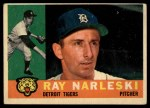 1960 Topps #161  Ray Narleski  Front Thumbnail
