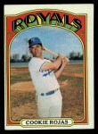 1972 Topps #415  Cookie Rojas  Front Thumbnail