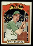 1972 Topps #691  Curt Blefary  Front Thumbnail