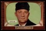 1955 Bowman #283  Nestor Chylak  Front Thumbnail