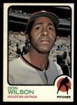 1973 Topps #217  Don Wilson  Front Thumbnail