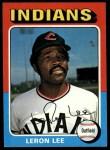 1975 Topps #506  Leron Lee  Front Thumbnail