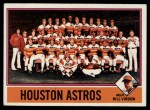 1976 Topps #147   -  Bill Virdon Astros Team Checklist Front Thumbnail
