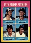 1975 Topps #618   -  Scott McGregor / Rick Rhoden / Jamie Easterly / Tom Johnson Rookie Pitchers   Front Thumbnail