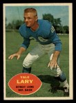 1960 Topps #48  Yale Lary  Front Thumbnail