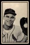 1953 Bowman B&W #10  Dick Sisler  Front Thumbnail