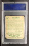 1934 Goudey #37  Lou Gehrig  Back Thumbnail