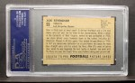 1952 Bowman Small #99  Joe Stydahar  Back Thumbnail