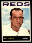 1964 Topps #233  Hal W. Smith  Front Thumbnail