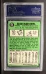 1967 Topps #500  Juan Marichal  Back Thumbnail