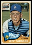 1965 Topps #527  Jeff Torborg  Front Thumbnail