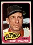 1965 Topps #438  Harry Walker  Front Thumbnail