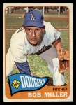 1965 Topps #98  Bob Miller  Front Thumbnail
