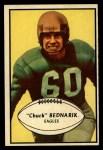 1953 Bowman #24  Chuck Bednarik  Front Thumbnail