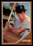 1962 Topps #345  Chuck Schilling  Front Thumbnail
