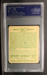 1933 Goudey Sport Kings #29  Ace Bailey   Back Thumbnail
