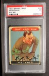 1933 Goudey Sport Kings #29  Ace Bailey   Front Thumbnail