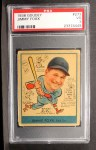 1938 Goudey Heads Up #273  Jimmie Foxx  Front Thumbnail