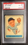 1938 Goudey Heads Up #247  Joe Vosmik  Front Thumbnail
