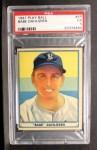 1941 Play Ball #49  Babe Dahlgren  Front Thumbnail