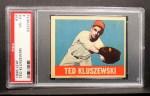 1949 Leaf #38  Ted Kluszewski  Front Thumbnail