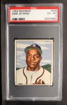 1950 Bowman #248 CPR Sam Jethroe  Front Thumbnail