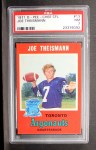 1971 O-Pee-Chee CFL #13  Joe Theismann  Front Thumbnail