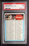 1972 Topps #294   Checklist 3 Front Thumbnail
