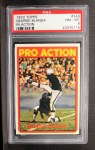 1972 Topps #348   -  George Blanda Pro Action Front Thumbnail