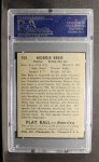 1939 Play Ball #103  Moe Berg  Back Thumbnail