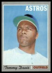 1970 Topps #559  Tommy Davis  Front Thumbnail
