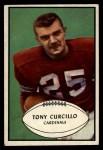 1953 Bowman #61  Tony Curcillo  Front Thumbnail