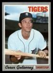1970 Topps #269  Cesar Gutierrez  Front Thumbnail