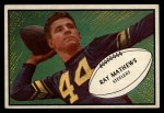 1953 Bowman #78  Ray Mathews  Front Thumbnail