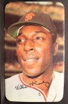 1971 Topps Super #46  Willie McCovey  Front Thumbnail