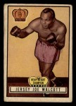 1951 Topps Ringside #31  Jersey Joe Walcott  Front Thumbnail