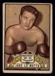 1951 Topps Ringside #3  Jake LaMotta  Front Thumbnail