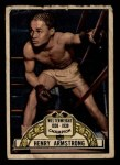 1951 Topps Ringside #2  Henry Armstrong  Front Thumbnail