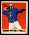 1948 Leaf #26 BN Bob Waterfield  Front Thumbnail