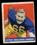 1948 Leaf #3 RED Bull Turner  Front Thumbnail
