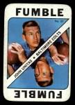 1971 Topps Game #37  Johnny Unitas  Front Thumbnail