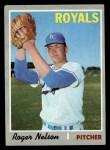 1970 Topps #633  Roger Nelson  Front Thumbnail