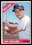 1966 Topps #380  Tony Conigliaro  Front Thumbnail