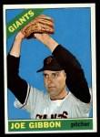 1966 Topps #457  Joe Gibbon  Front Thumbnail