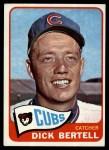 1965 Topps #27  Dick Bertell  Front Thumbnail