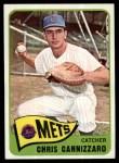 1965 Topps #61  Chris Cannizzaro  Front Thumbnail
