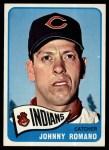 1965 Topps #17  John Romano  Front Thumbnail